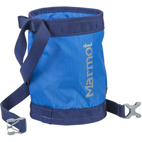 Marmot Rock Chalk Bag, deep blue/cobalt blue